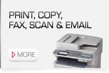 Print, Copy, Fax, Scan & eMail